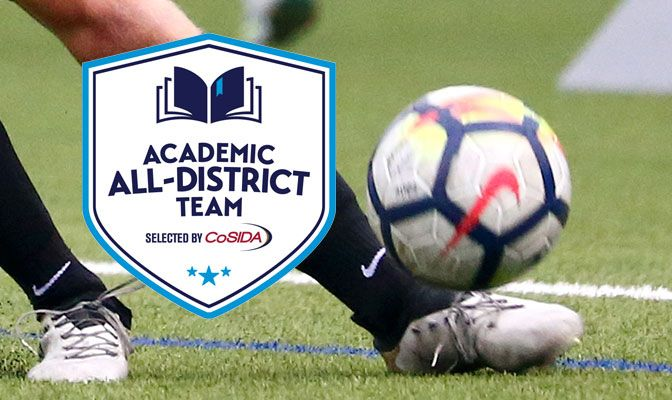 Three of the GNAC's five representatives are repeat selections to the Academic All-District 8 Team.