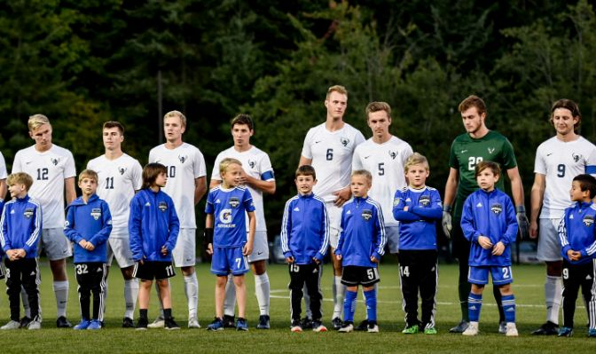 The Vikings post an undefeated 9-0-1 conference mark as they head into the final week of GNAC play.
