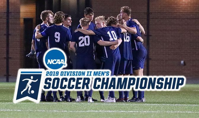 This is the second trip to the NCAA Division II Men's Soccer Championship for Western Washington in the program's GNAC history.