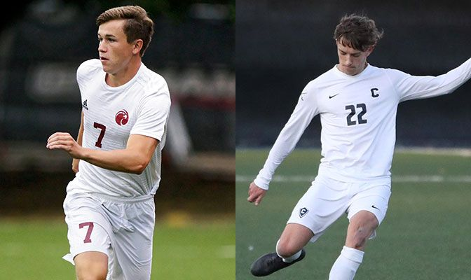 Swallow, Seydel Earn United Soccer Coaches Scholar Awards