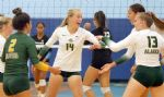 Seawolves, Nanooks Get Head Up On Volleyball Competition