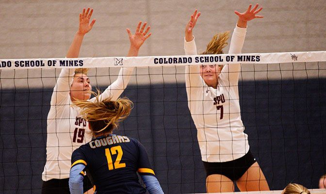 At Long Last, The GNAC Volleyball Season Commences