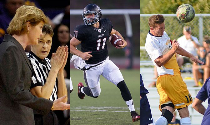 June Courteau, Andrew Elffers and Rhys Lambert will each join GNAC Insider for the 103rd episode.