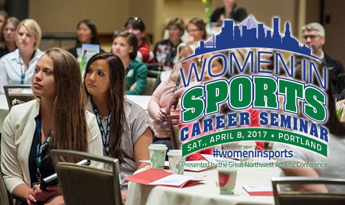 Over its first two years, the GNAC Women In Sports seminar has engaged over 250 young women interested in careers in athletics.