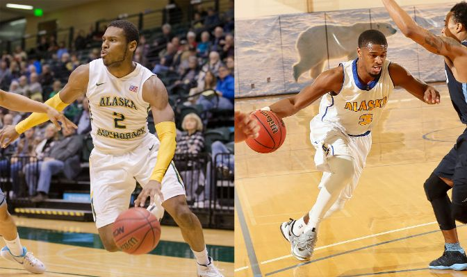 Matlock scored 36 points for the Nanooks against Western Washington, while Wiggs scored a total of 66 points in the two wins for the Seawolves.