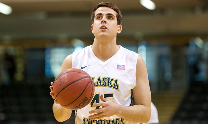 Jackson McTier contributed in 17 games off the bench for the Seawolves in 2016-17 and has been involved in SAAC for four years.