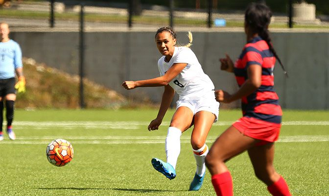 Sierra Shugarts anchored a Western Washington defense that allowed just 10 goals, and three in conference play, during the 2016 national championship run.