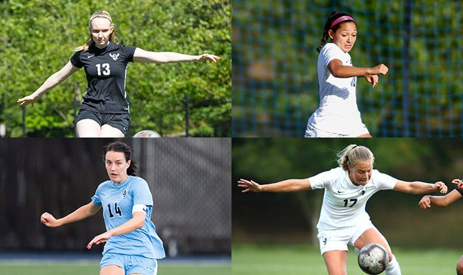 WWU Leads United Soccer Coaches Women's Scholar Awards