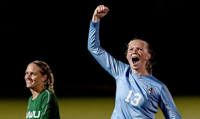 Nelson was a key part of Western Washington's run to the NCAA Division II women's soccer championship match.