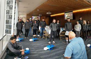 Panorama CPR Training