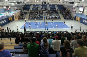 SAAC Volleyball Game