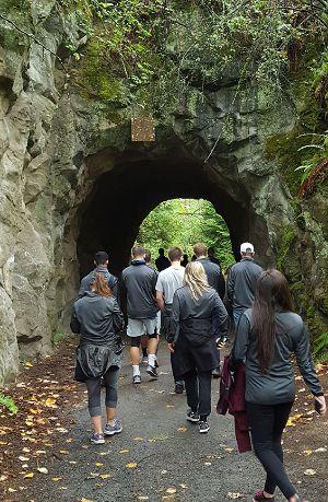 Hike Tunnel