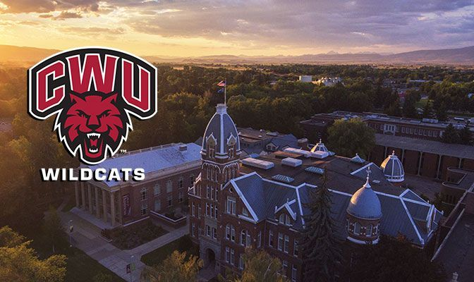 Central Washington also won the Men's Academic All-Sports Championship while Seattle Pacific won the Women's Academic All-Sports Championship. Photo courtesy of Central Washington University.