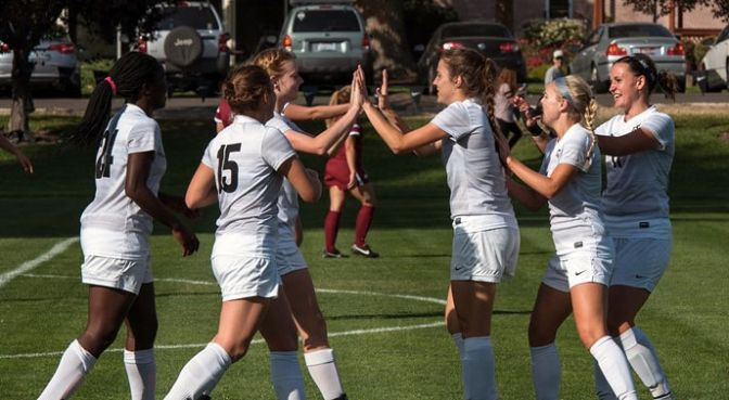 With two wins during the week, the Crusaders tied its best conference mark of five wins since joining the GNAC in 2002. The last time NNU won five conference matches came in 2012 when they went 5-8-1.