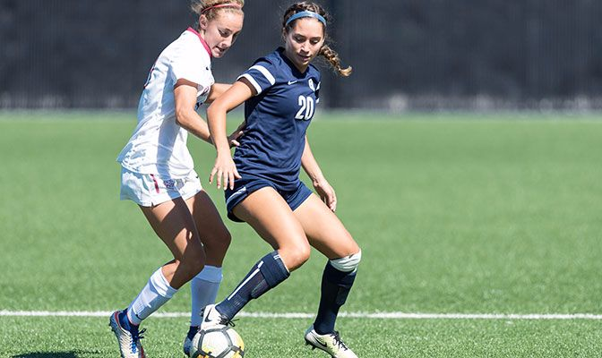 The Cavaliers have opened GNAC play with five shutouts in their first six matches. During their 5-0-1 conference run, Concordia has outscored its GNAC opponents 14-1.