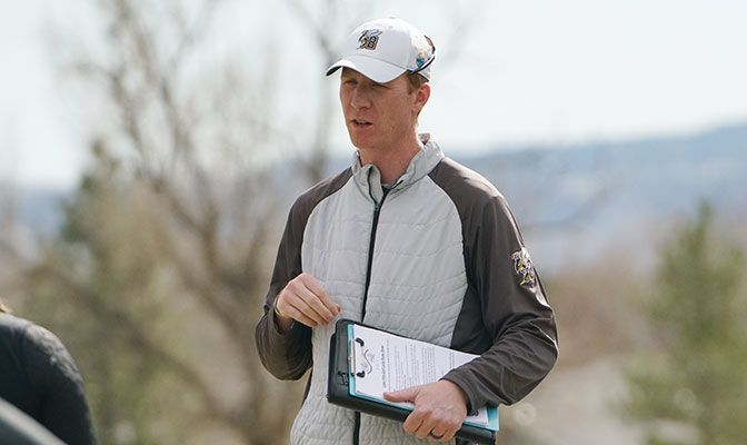 Jeff Allen took over the MSUB program from interim head coach Kevin Woodin in 2019 after three years as an assistant coach.