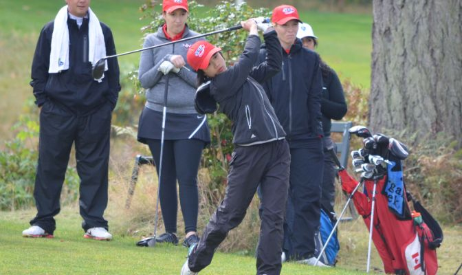 Simon Fraser junior Belinda Lin was named the GNAC Golf Player of the Week for the second-straight week after tying for ninth at the Tim Tierney Pioneer Shootout last week.