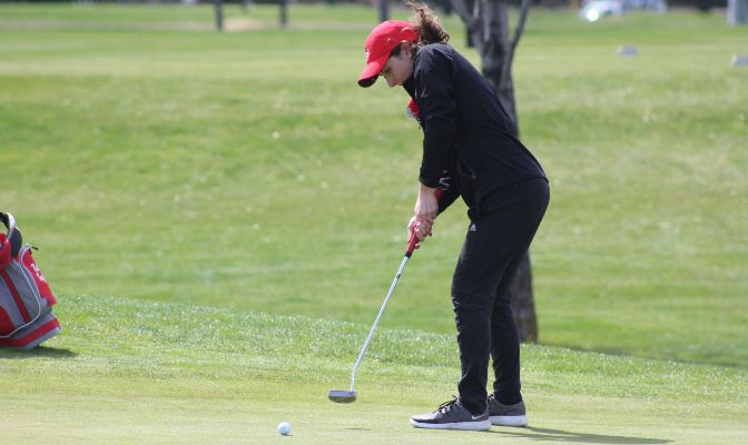 After a 19-day layoff, Northwest Nazarene returns to action when it partakes in Monday's Bulldog Intercollegiate. Natalie Beggrow is third on the Nighthawks with an 86.7 stroke average.