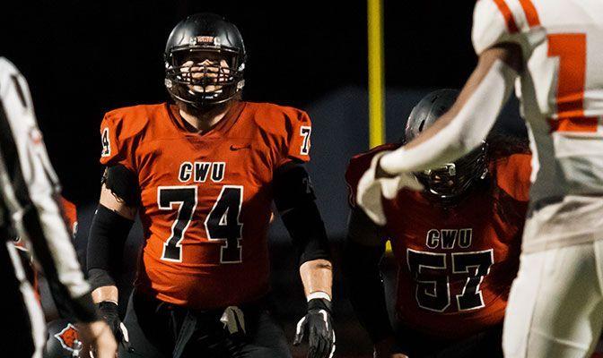 Ortner, Wildcats Lead Football All-Academic Team