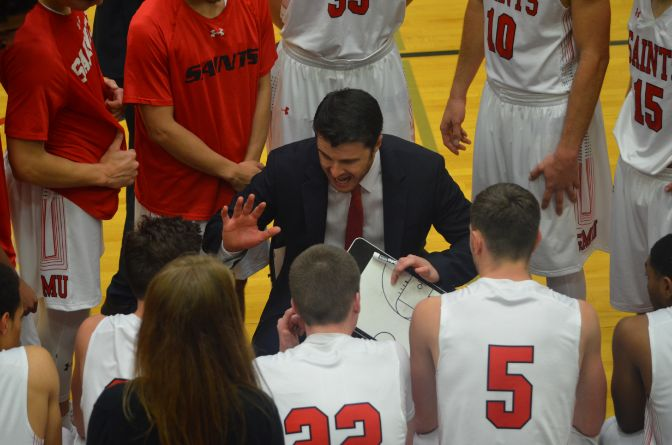 Saint Martin's head coach Alex Tribble lead off Tuesday's show with a preview of the upcoming Saint Martin's men's basketball season.
