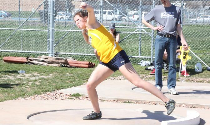 Abbie placed 13th at the 2017-18 GNAC Championships in the discus with a collegiate-best throw of 36.77 meters.