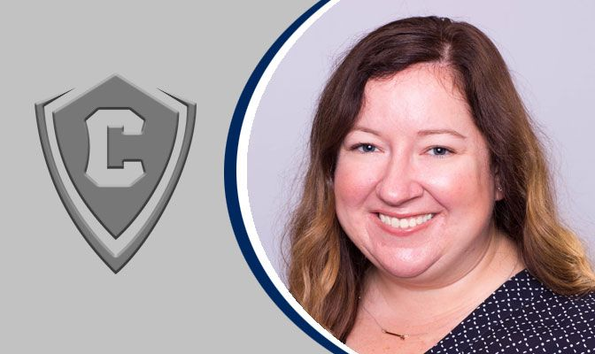 Jessica Harbison Weaver has served as Concordia's associate athletic director for compliance & academic support and as the school's senior woman administrator since October 2017.