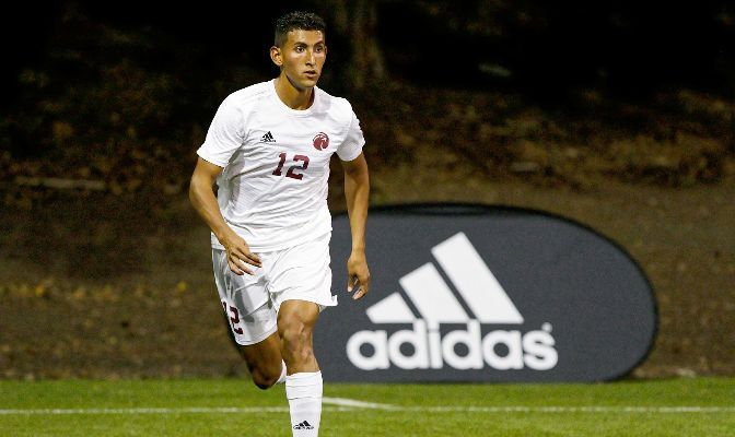 Soccer And Family Guide SPU's Mejia Through Uncertainty