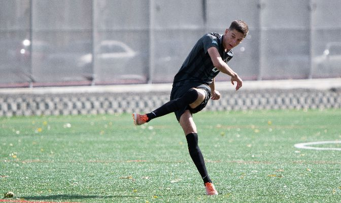 NNU's Valentini Looks For New Challenges While Abroad