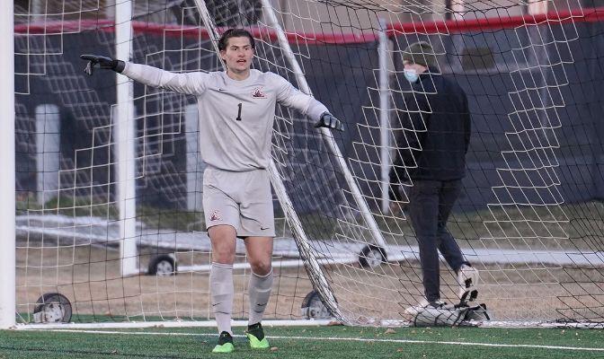Nighthawks' Price Leads Men's Soccer All-Academic Team