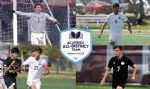 Four Men's Soccer Players Earn CoSIDA Academic All-District
