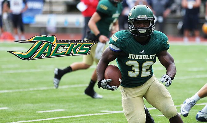 Humboldt State will be led by First Team All-American running back Ja'Quan Gardner, who led Division II in rushing as a sophomore.