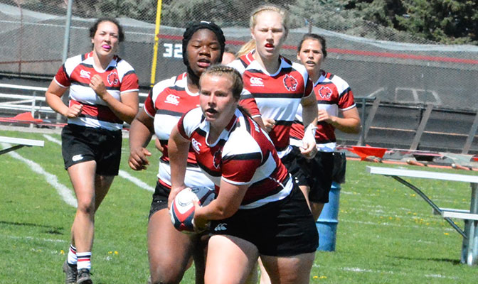 Ingold was part of a Central Washington women's rugby program that went 22-5 in 2015-16 and won five games in the College 7's National Championship.