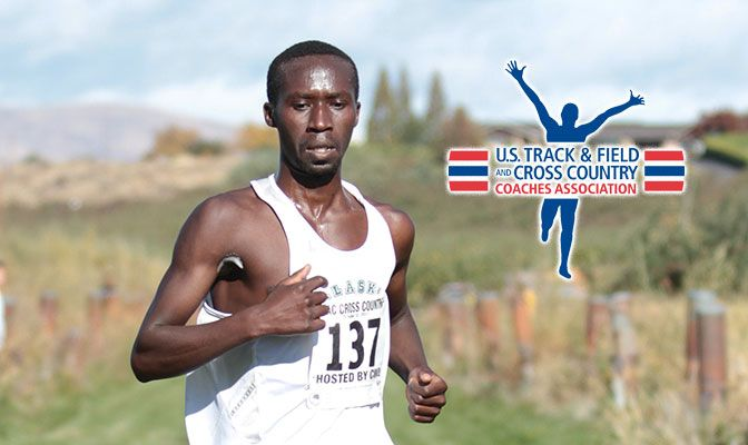 Micah Chelimo was named the GNAC Male Co-Athlete of the Year in 2013. That season he swept the titles as the GNAC Indoor Championships in the mile, 3,000 meters and 5,000 meters.