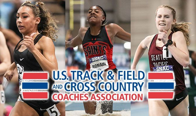 Total Of 29 GNAC Athletes Earn Indoor All-America Status