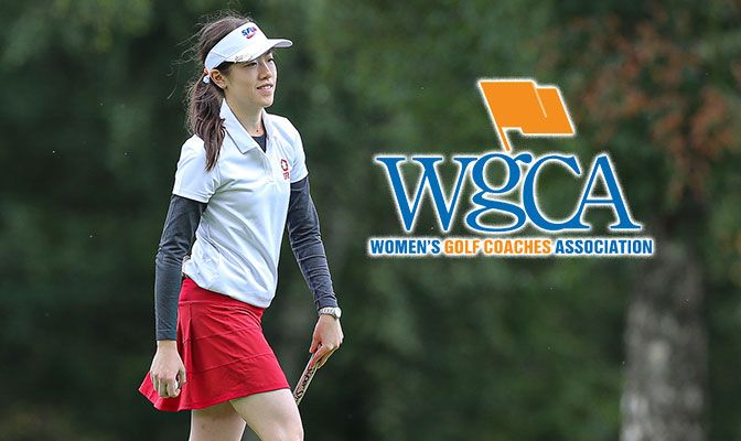 Strong Finish: Emily Leung Earns All-West Region Honors