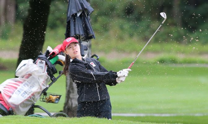 Clan's Estee Leung Sparks Women's Golf All-Academic Team