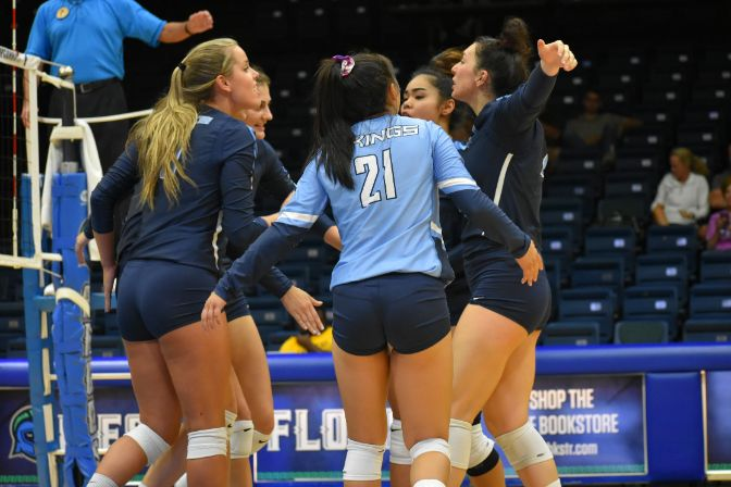 The Vikings defeated two nationally-ranked opponents in the West Florida Invitational.