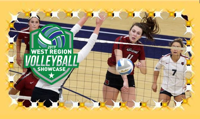 Central Washington, ranked No. 25 after going 2-2 at last week's Capitol Plaza Invitational, is 17-3 all-time in the West Region Volleyball Showcase.