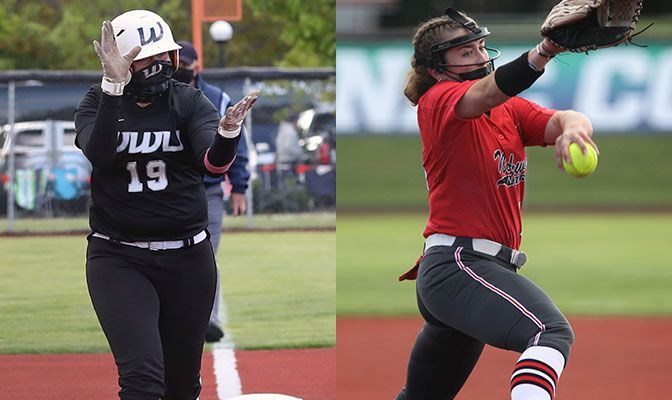 Dow, Booth Earn Consensus All-American Honors