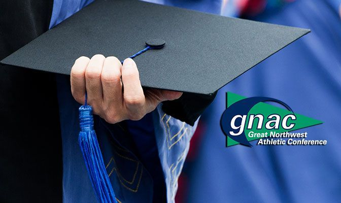 The GNAC ranked sixth among Division II conferences in graduation rate and tied for seventh in academic success rate.