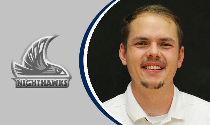 Josh Burkholder has held sports information positions previously at Division II Tiffin and Division III Messiah.