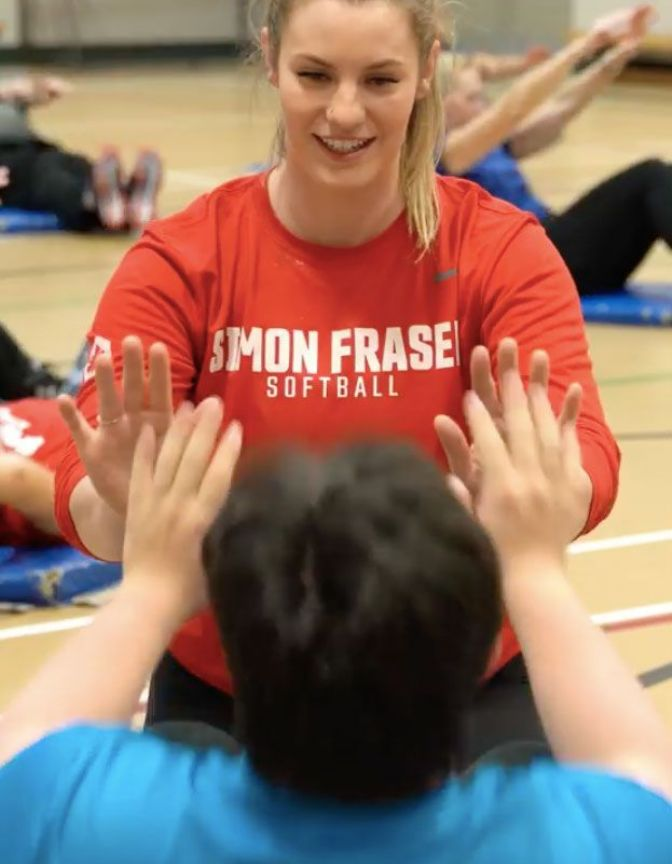 Simon Fraser will receive a $500 award to use toward other SAAC initiatives or community engagement activities.