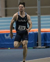 WWU's Alex Donigian ran the fastest 100 time in DII last weekend at the Texas Relays.