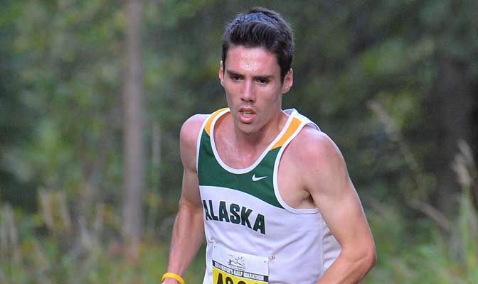 Organizing the UAA Seawolf talent show was Rooke's most memorable SAAC moment.