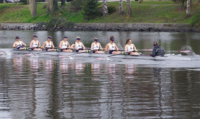 Meeting GNAC Women's Rowing Again For The First Time