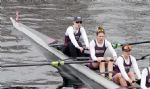 Taking A Bow: Stafford Leads Women's Rowing All-Academic