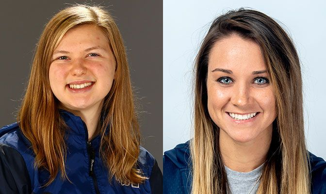 Bangasser, Thomas Earn Academic All-District Honors