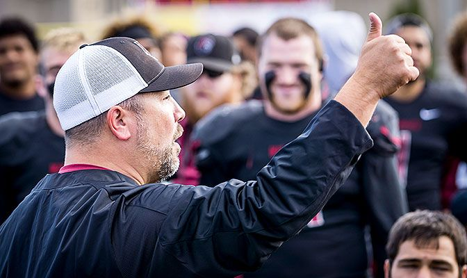 Ian Shoemaker led Central Washington to the GNAC championship in his fourth season as head coach.