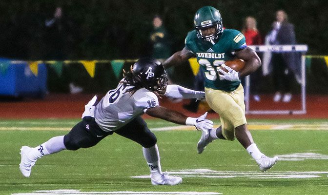 Ja'Quan Gardner is the first player in GNAC history to be named as a Harlon Hill Award finalist twice.