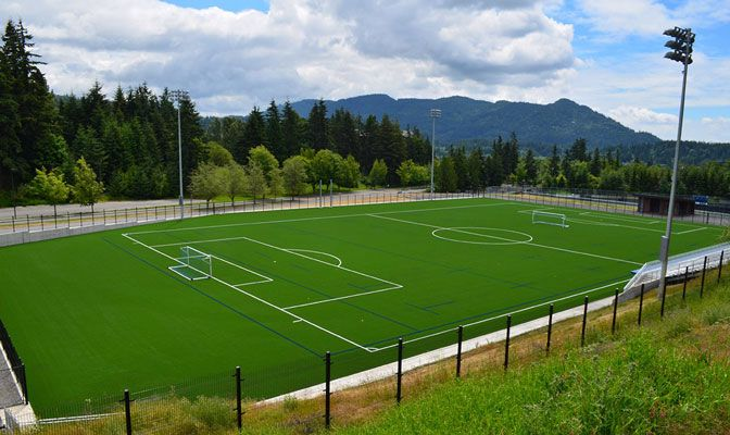 Western Washington soccer teams will play home games on campus at the new Robert S. Harrington Field for the first time since 2000.